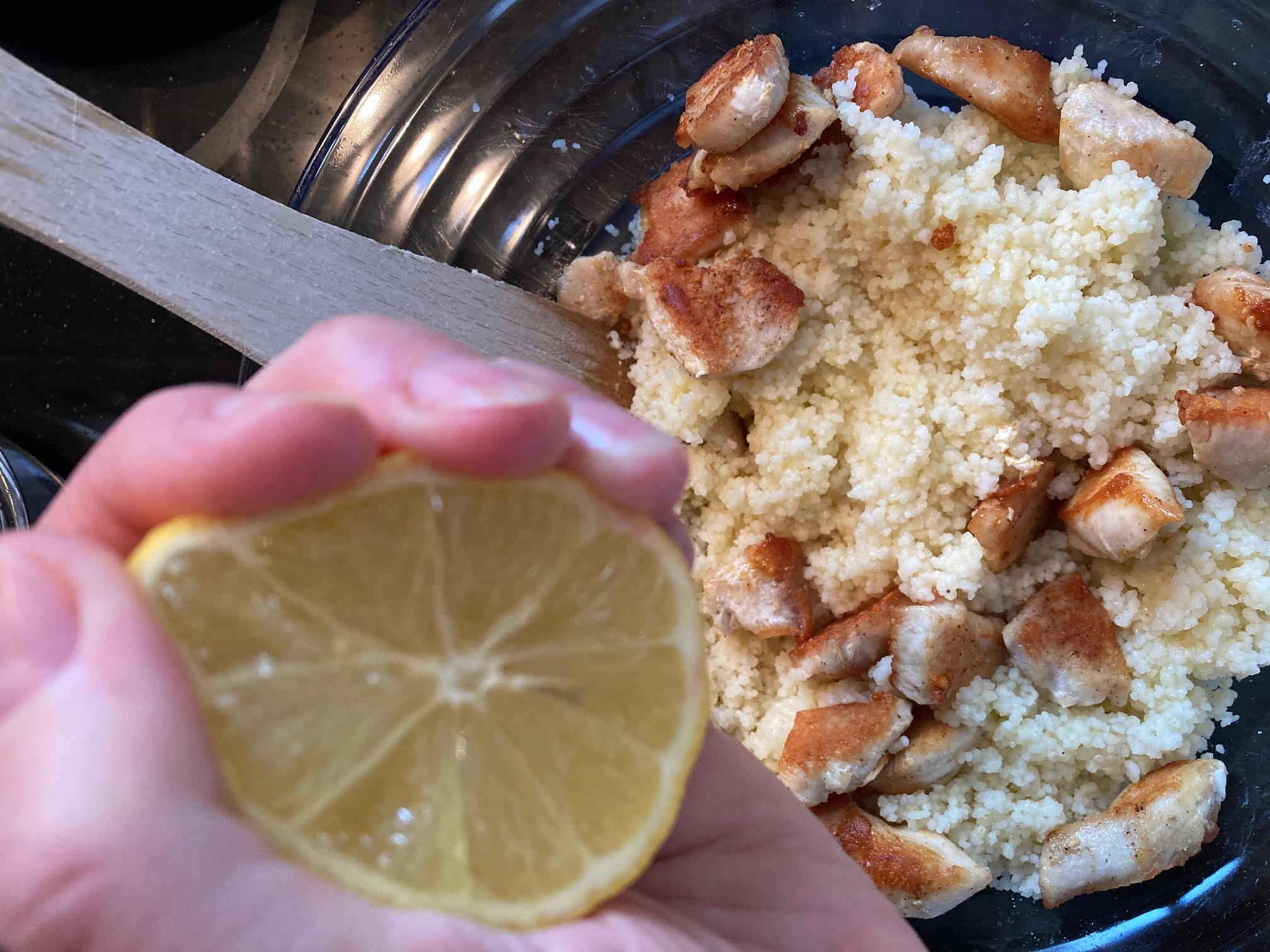 Dochutíme citronem
