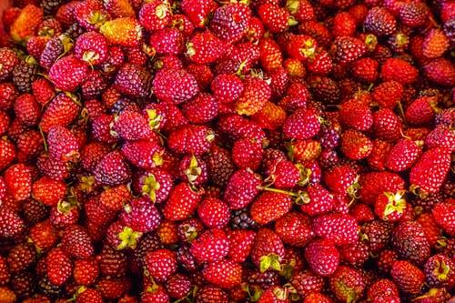 Antioxidanty-maliny