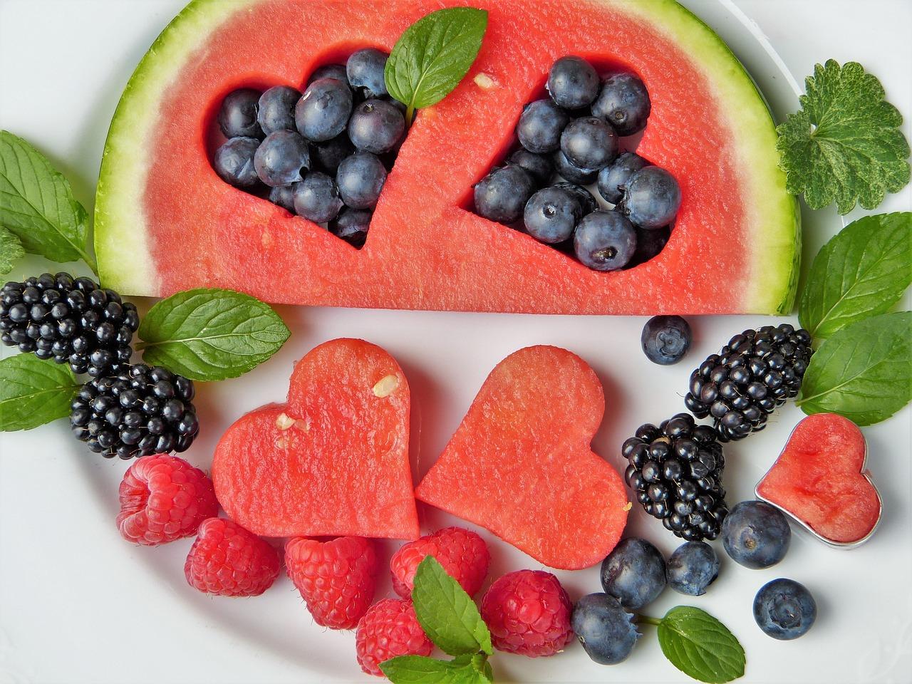 srdce-ovoce-zdravá-strava